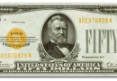 Fifty Dollar Gold Certificate